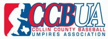 TASO Collin County Baseball Umpires Association